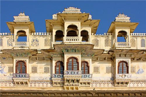Architecture of Udaipur