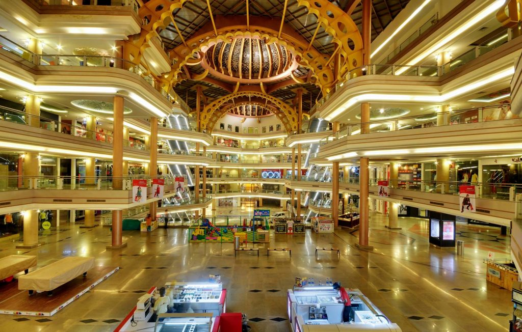 Malls And Shopping Places