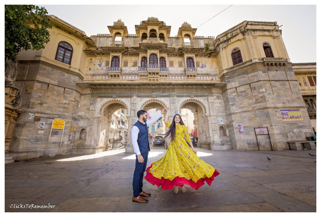 Pre Wedding Destination Hotels In Udaipur