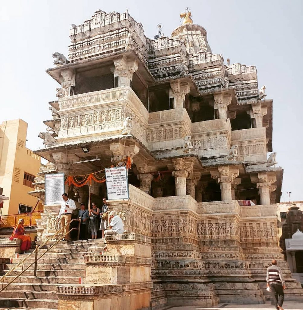 Temples in Udaipur
