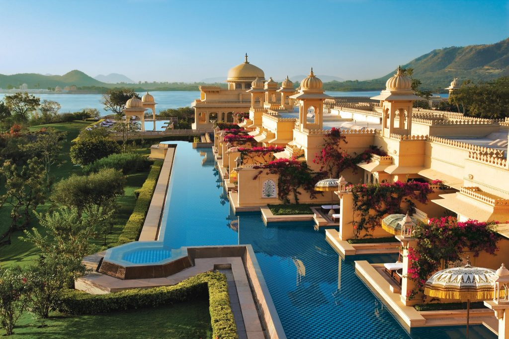 Luxurious Hotels in Udaipur