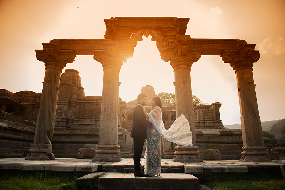 Pre Wedding Destination Public Places In Udaipur