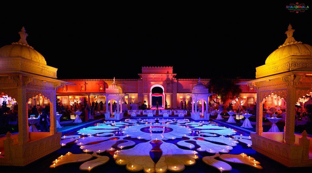 Best Wedding Planners in Udaipur